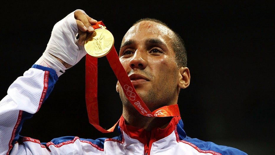 Former boxer James Degale says Olympic gold medal was stolen during Euro 2020 Final