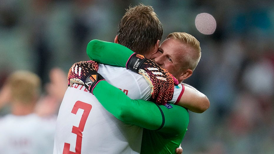 England inspired by expectation, Denmark by resilience