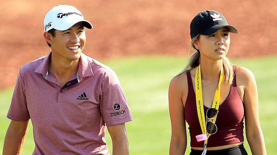 Katherine Zhu, Collin Morikawa's girlfriend, sends sweet message after Open Championship win