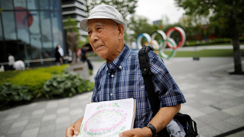 Tokyo man evicted twice decades apart for Japan's Olympic construction