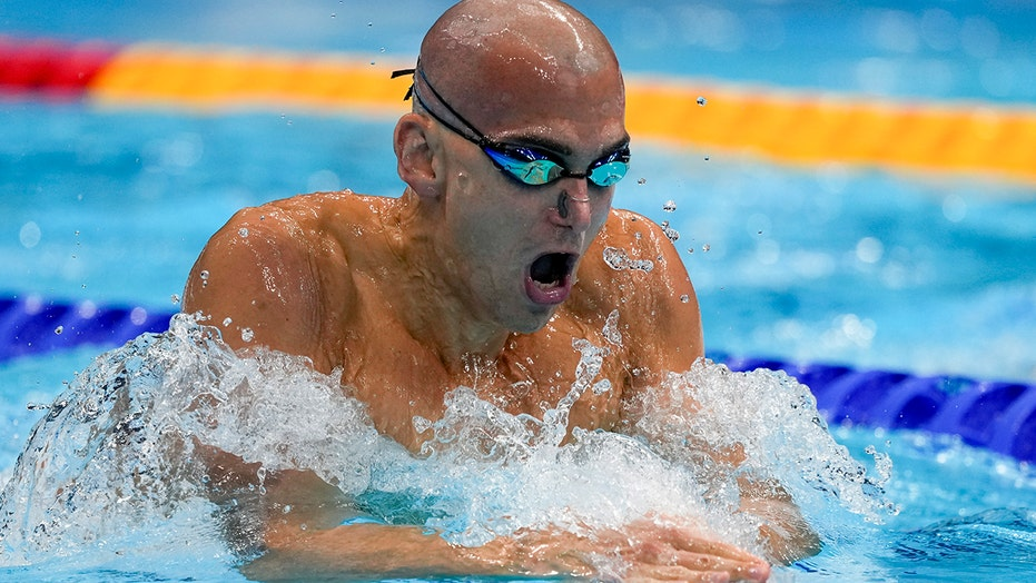 Hungary's László Cseh closes Olympic career without gold