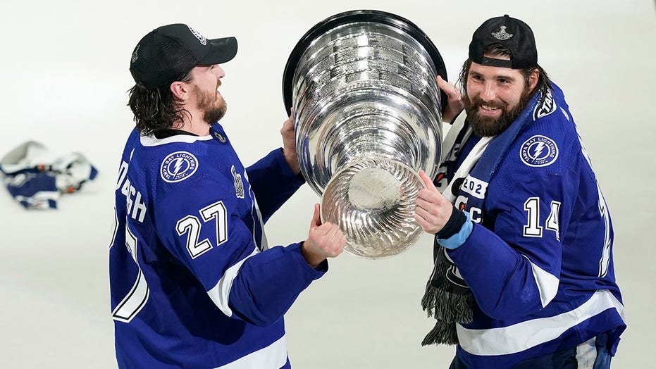 Tampa quickly crowned 'Champa Bay' after Lightning's second straight Stanley Cup title