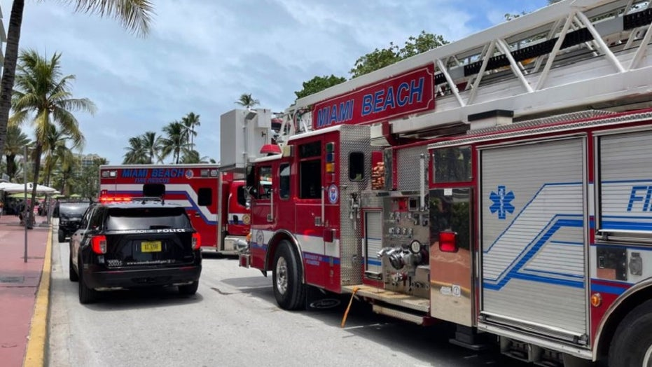 Two dead at former Gianni Versace mansion, now Miami Beach luxury hotel