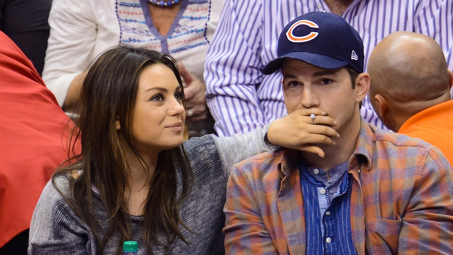 Ashton Kutcher reveals how Mila Kunis talked him out of joining next Virgin Galactic space flight