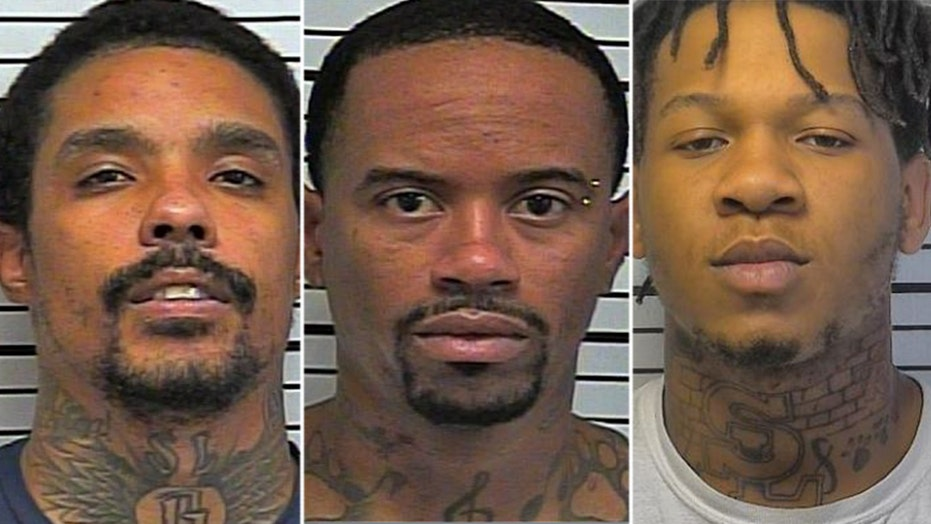 Oklahoma jail inmates seen on video cooking, smoking inside jail cell
