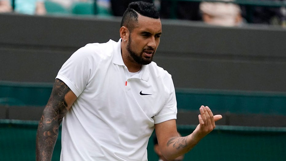 Tennis star Nick Kyrgios drops out of Olympics over fan ban, injuries