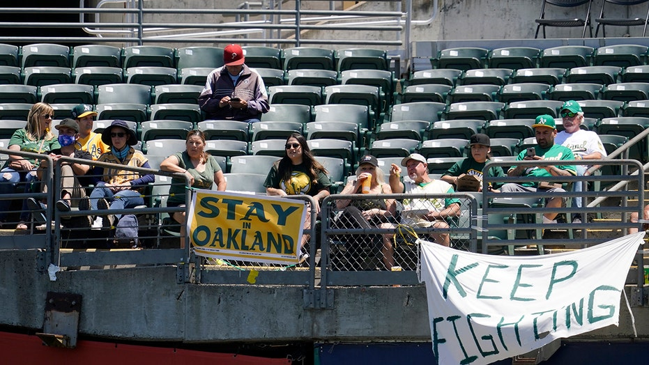 Oakland OKs terms for $12B ballpark but A's aren't happy