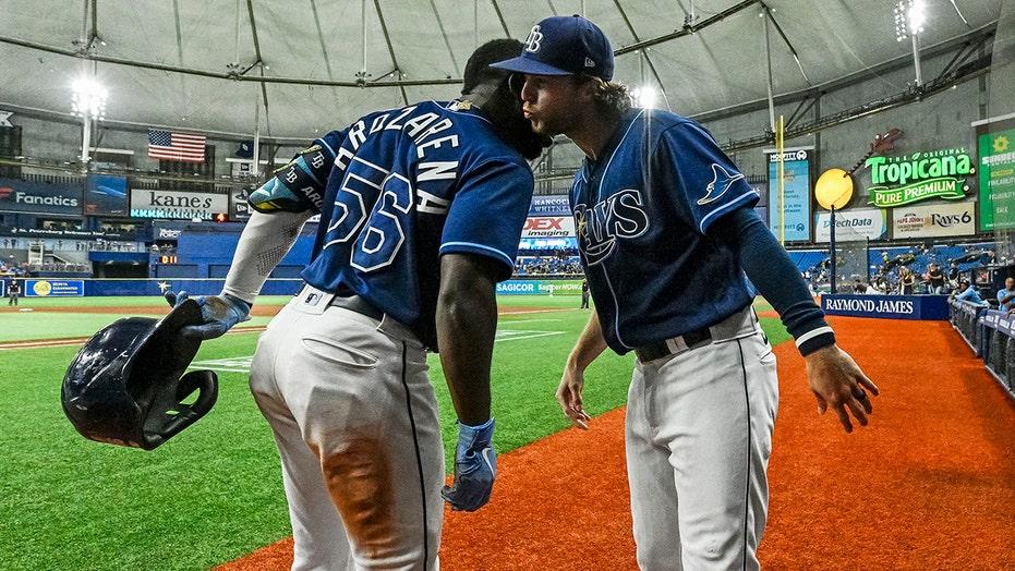 Tampa Bay slugs 2 HRs, spoils return of Orioles' Means 9-3