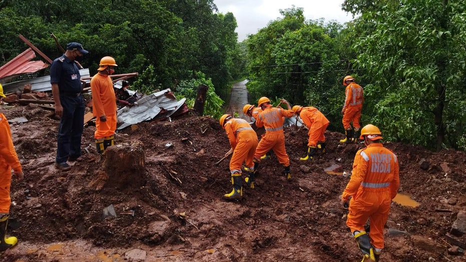 Landslide in India kills 9; falling boulders destroy bridge: reports