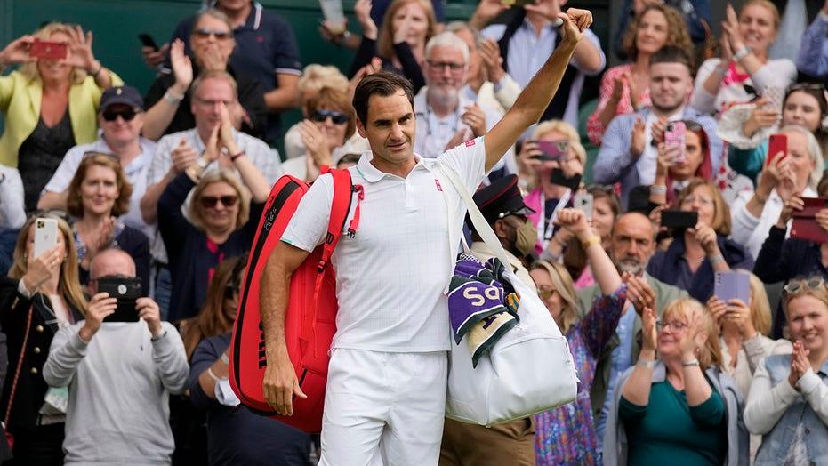 8-time Wimbledon champ Federer loses quarterfinal to Hurkacz