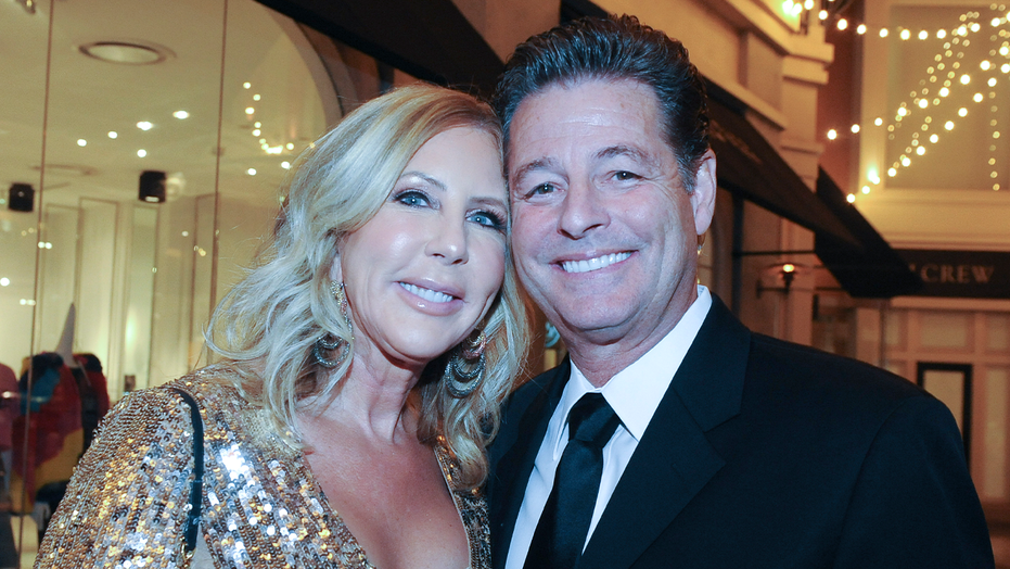 'Real Housewives' star Vicki Gunvalson shares why her fiancé Steve Lodge should be governor of California