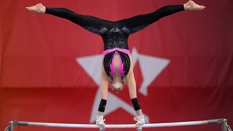 German Olympic female gymnasts wearing unitard to combat 'sexualization in gymnastics'