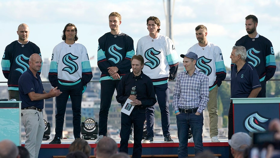 Time to get Kraken: Seattle opens first NHL training camp