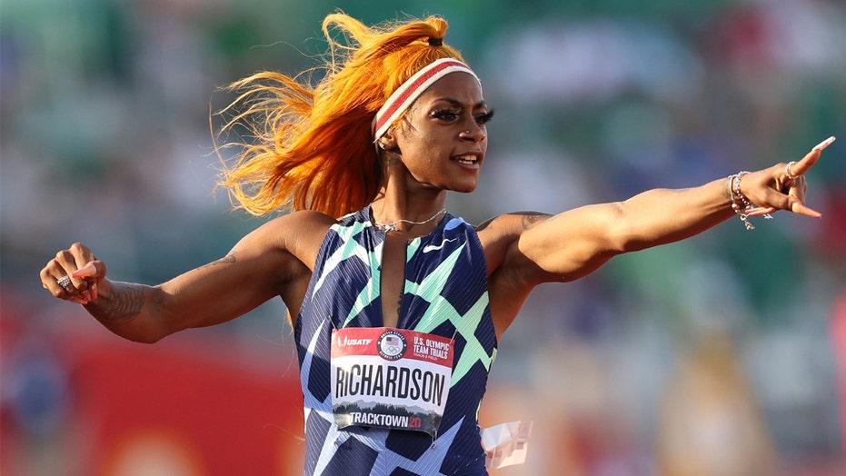 Sha'Carri Richardson on Olympic relay snub, test fallout: 'I'm accepting of it'