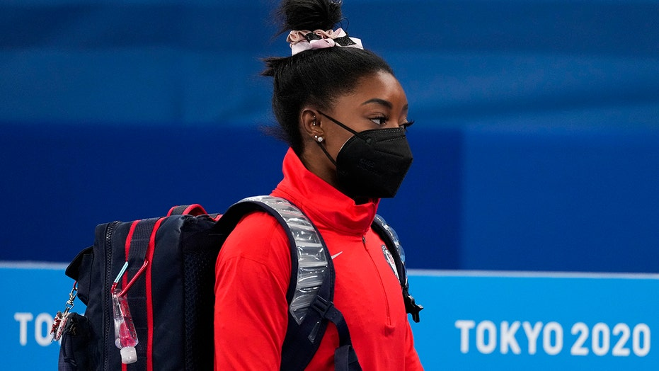 Simone Biles reveals why gymnastics team skipped Olympics opening ceremony