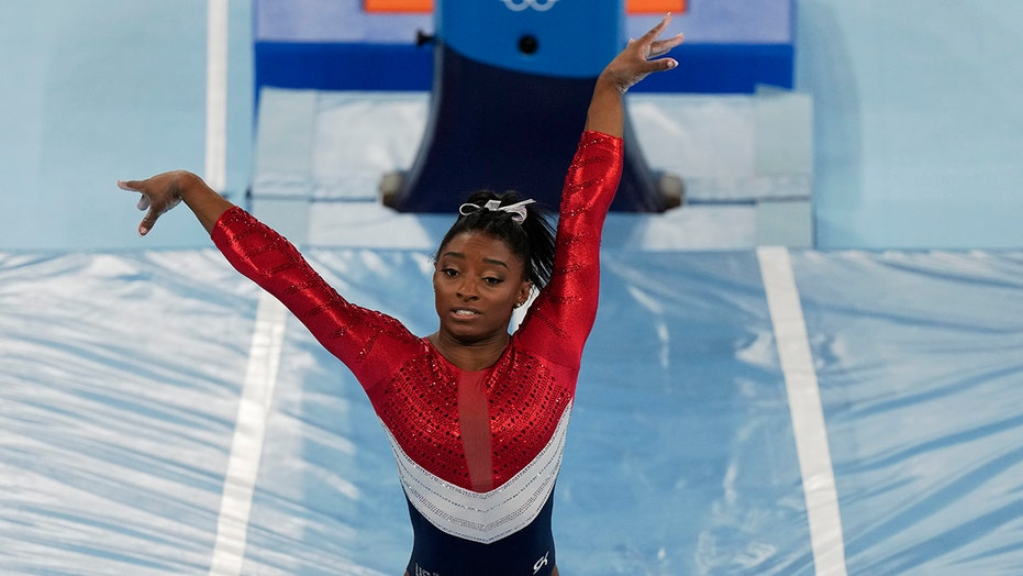 Simone Biles remarks on 'stressful' Olympics after early exit, says she has no injury