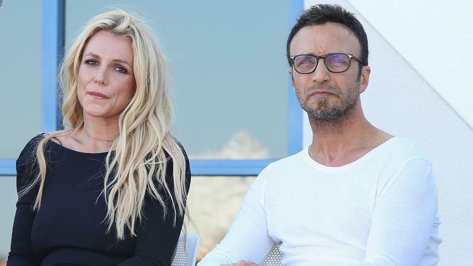 Britney Spears' longtime manager Larry Rudolph resigns amid rumors she'll retire