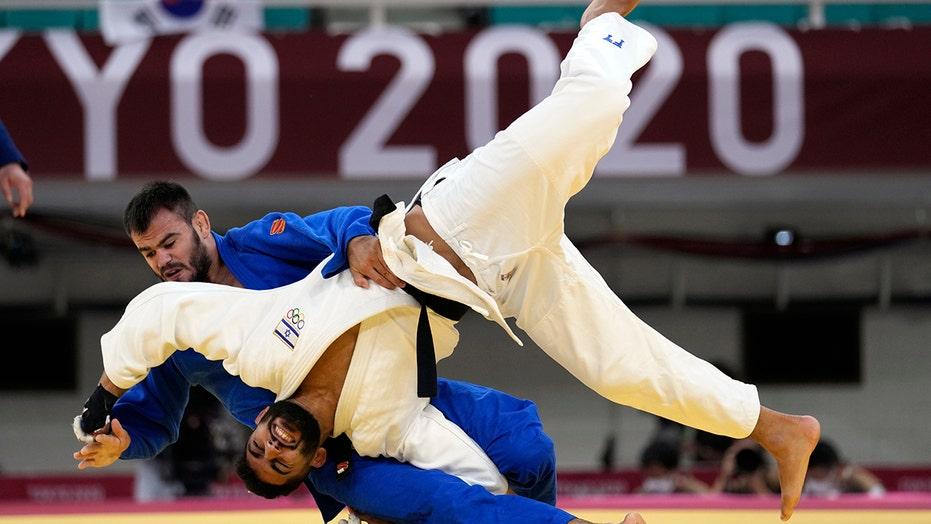 Israeli judoka Tohar Butbul finishes Olympics run in 7th place amid political controversy