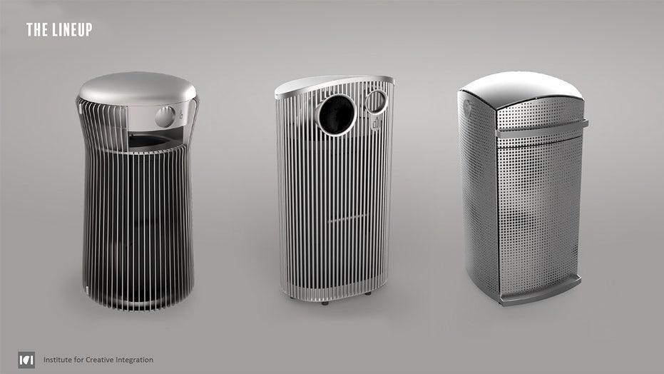 San Francisco considers testing $  20,000 prototype trash cans: 'Insane'