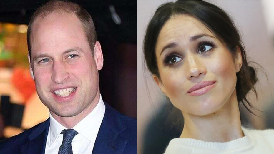 Prince William called out for slamming racism against Black English soccer stars, staying mum on Meghan Markle