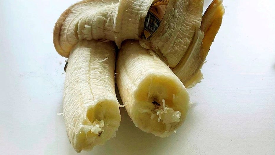 Double banana shocks hungry student: 'It was a once-in-a-lifetime find'