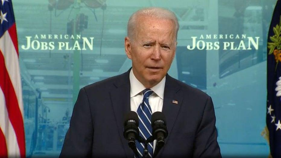Biden calls top donor NEA 'one of America's indispensable organizations'