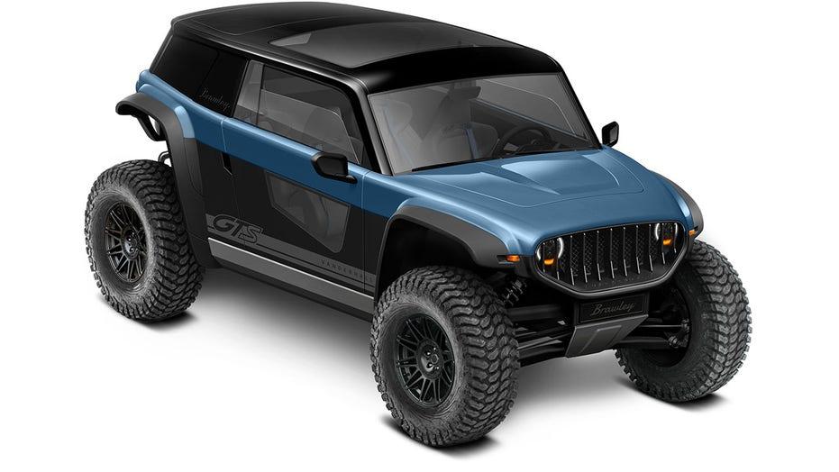 Utah-built Vanderhall Brawley electric 4×4 on sale soon