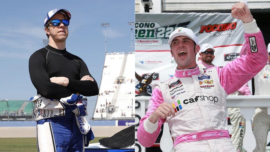 Big NASCAR shakeup as Cindric gets Keselowski's Penske seat, DiBenedetto loses Wood Brothers ride