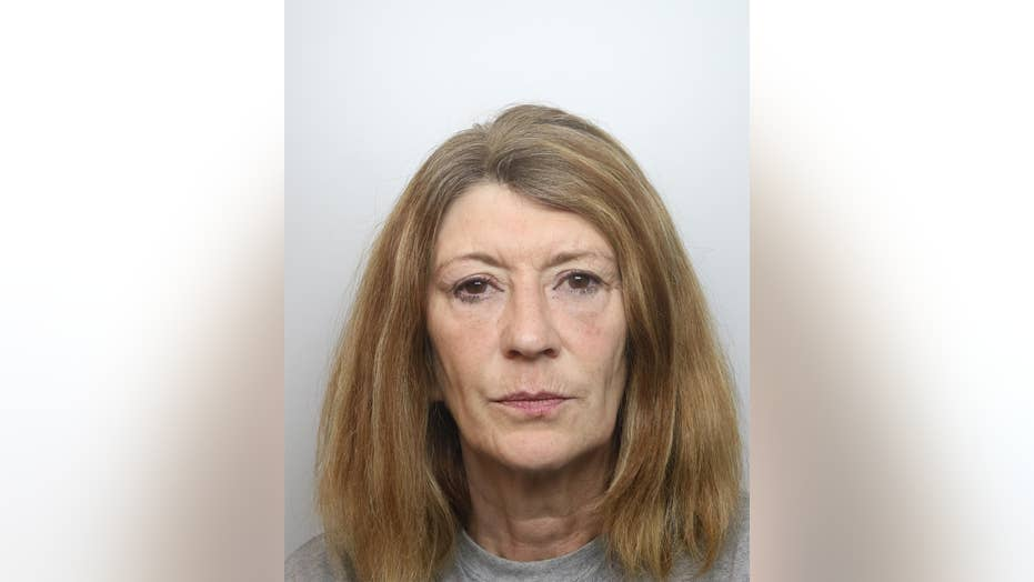 UK mom gets 12 years to life in prison for boiling husband who she believed sexually abused their son