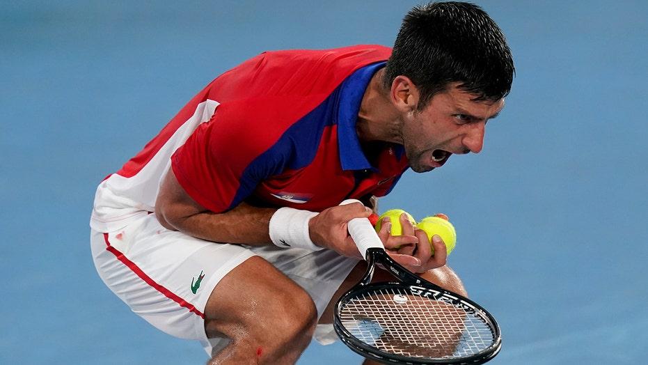 Novak Djokovic's pursuit of Golden Slam ends in Olympics semifinals loss