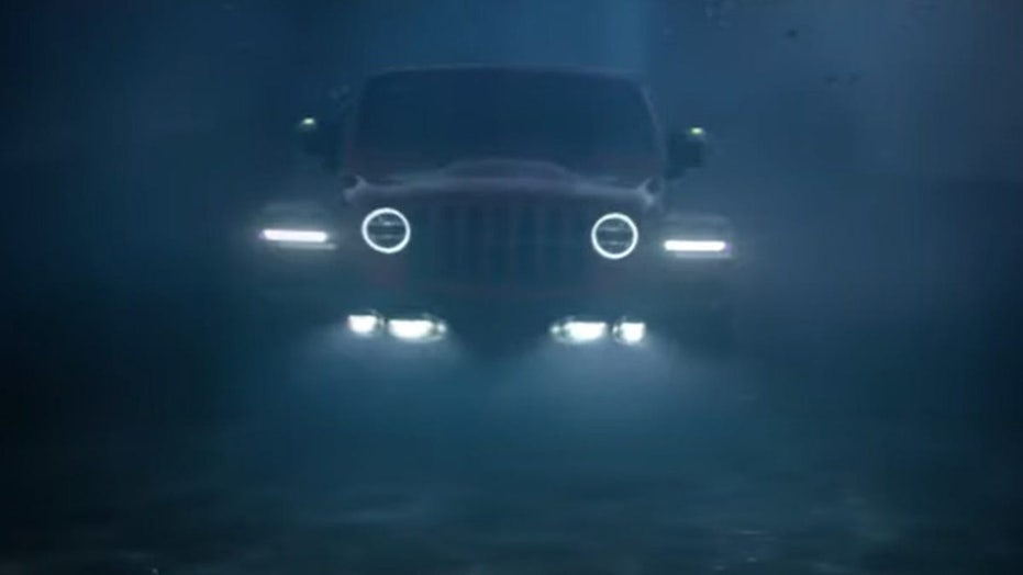 Future Jeeps will be able to drive underwater, CEO says