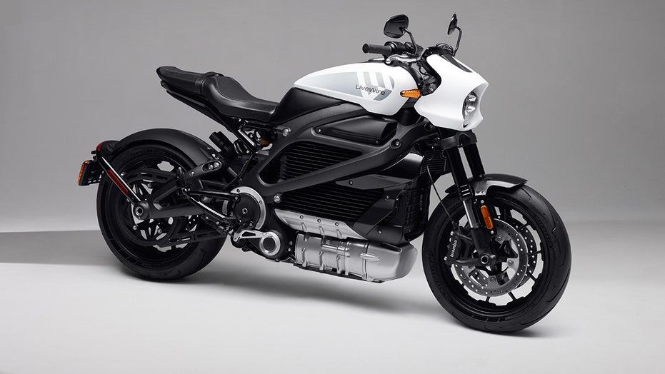 Harley-Davidson's Livewire One electric motorcycle debuts at $21,995