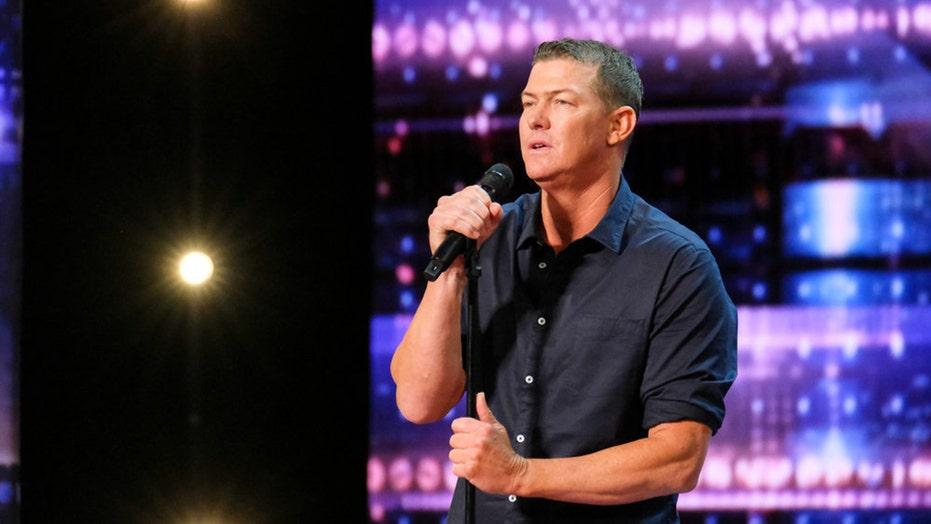Matt Mauser, widower of Kobe Bryant crash victim, gives emotional 'America's Got Talent' audition