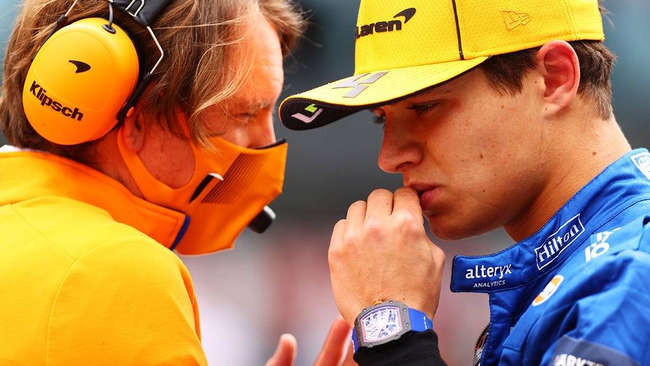 F1 driver Lando Norris mugged at Euro 2020 final, $55,000 watch stolen