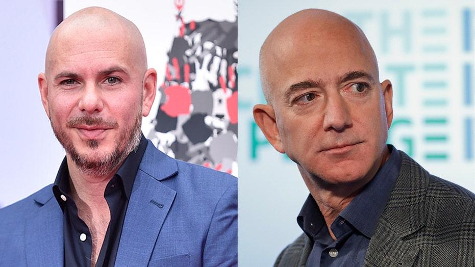 Pitbull's plea to Jeff Bezos to assist in Cuba may fall on billionaire's deaf ears