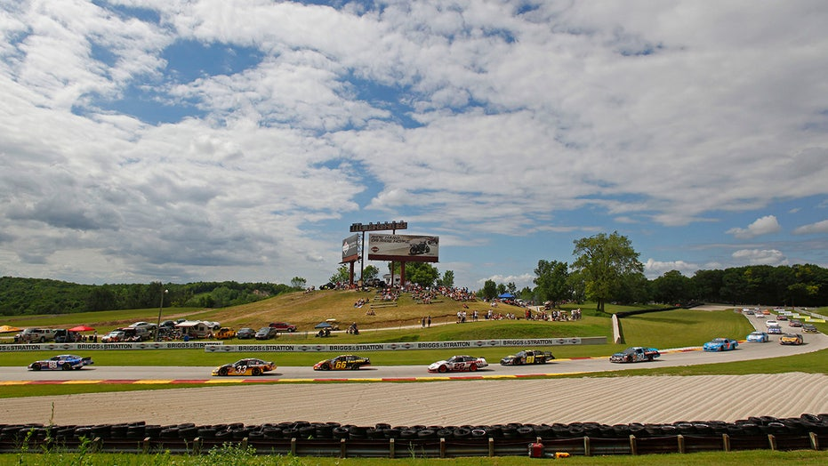 Road America hosting first NASCAR Cup Series race since 1956 on July 4
