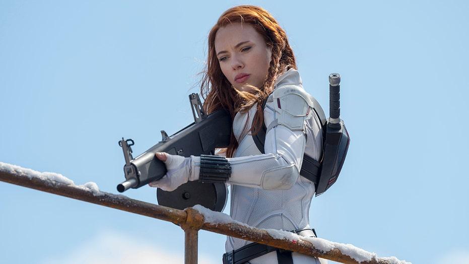 Scarlett Johansson says 'Black Widow' is a film about 'self forgiveness'