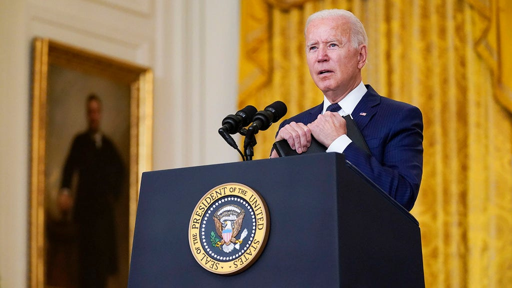 Brutally honest experts weigh in on Biden's Afghanistan speech, his delivery