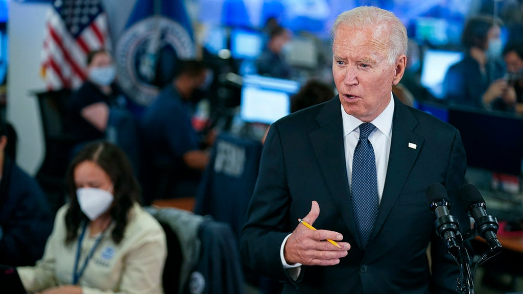 Biden repeatedly says he's not in charge when speaking to the media: WATCH