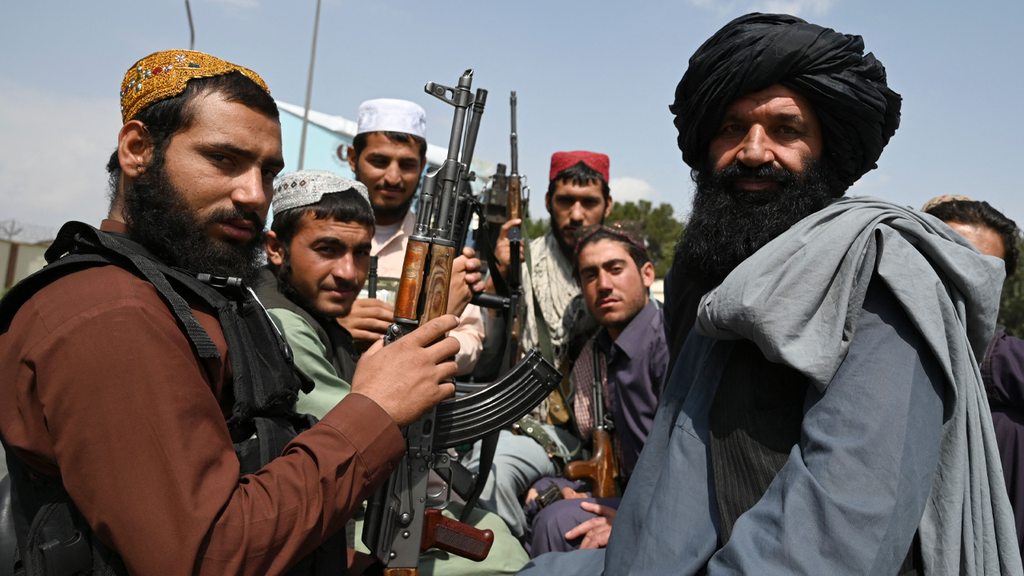 Judge says Taliban fighters freed from prison hunted her down amid US pullout