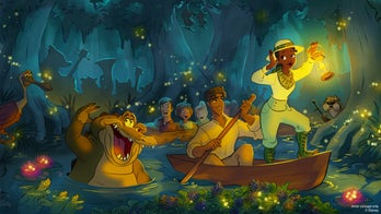 First look at new details of Disney's upcoming 'Princess and the Frog' attraction
