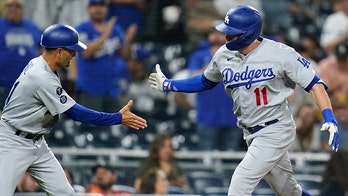 Dodgers' AJ Pollock delivers again to help beat Padres in 16 innings