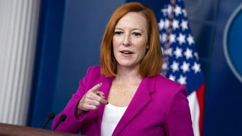 Psaki grilled on Cuomo, Biden sexual harassment allegations, says claims against president already 'litigated'