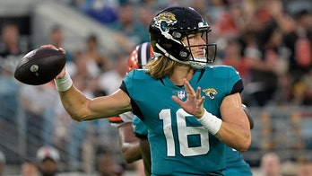 Jags' Trevor Lawrence on quarterback competition: 'People have to earn whatever they're given'