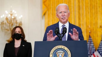 Biden says 'we will get you home' to Americans trapped in Afghanistan exit, but not sure how many still there