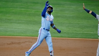 García slam for Rangers in 13-2 win to avoid sweep by Astros