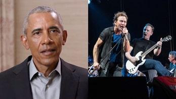 Pearl Jam not performing at Barack Obama's 60th birthday bash despite reports, rep says