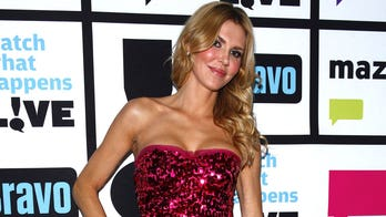 'Real Housewives' alum Brandi Glanville reveals she's been hospitalized for unknown infection