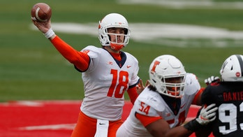 Big Ten matchup kicks off 2021 college football season