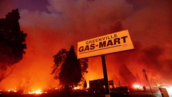 Raging wildfire destroys parts of Northern California Gold Rush town